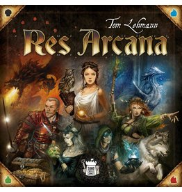 Sand Castle games Res Arcana (EN)