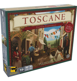 Matagot Viticulture / Toscane (FR)