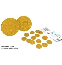 Funtails Glen More 2 - Chronicles 40 Metal Coins