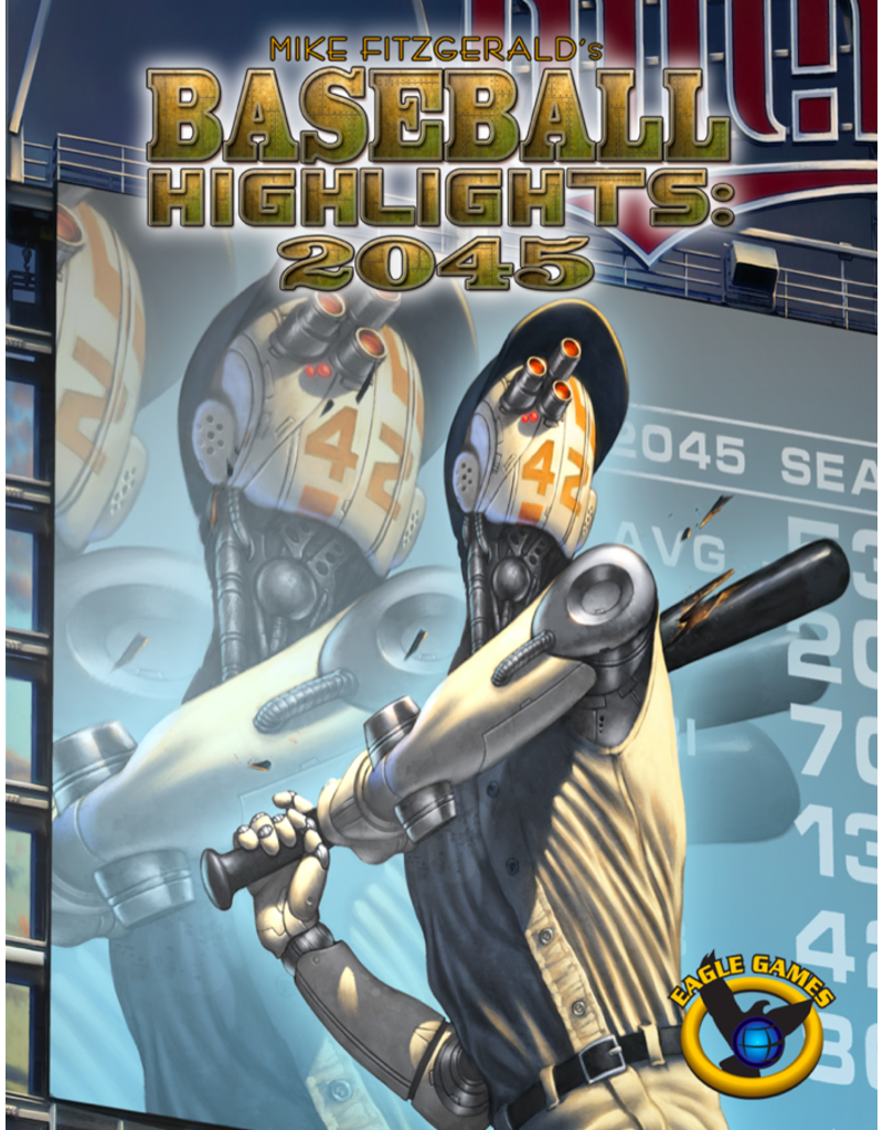 Eagle-Gryphon Games Baseball Highlights: 2045 (EN)