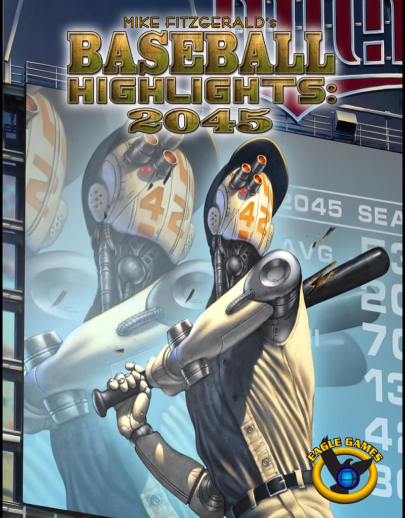 Eagle-Gryphon Games Baseball Highlights - 2045