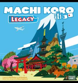 Pandasaurus games Machi Koro Legacy (FR)