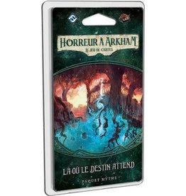 Fantasy Flight Games Horreur À Arkham LCG - Là où le destin attend (FR)