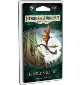 Fantasy Flight Games Horreur à Arkham LCG - Le Musée Miskatonic (FR)