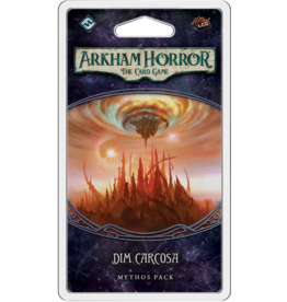 Fantasy Flight Games Arkham Horror LCG - Dim Carcossa (EN)