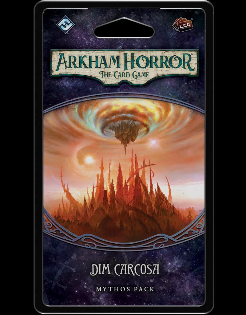 Fantasy Flight Games Arkham Horror LCG - Dim Carcossa (EN)