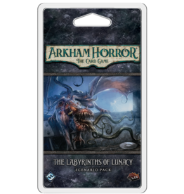 Fantasy Flight Games Arkham Horror LCG - The Labyrinths of Lunacy (EN)