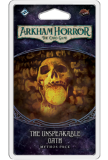Fantasy Flight Games Arkham Horror LCG - The Unspeakable Oath (EN)