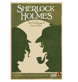Van Ryder Games Sherlock Holmes & Moriarty - The Challenge of Irene (EN)