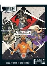 Restauration games Unmatched - Battle of Legends Vol 1