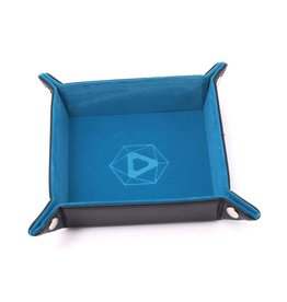Die Hard Die Hard Folding Square Tray Blue Velvet No Logo