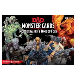 Wizards of the Coast D&D Monster Cards Tome of Foes