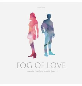Hush Hush Projects Fog of love (EN)