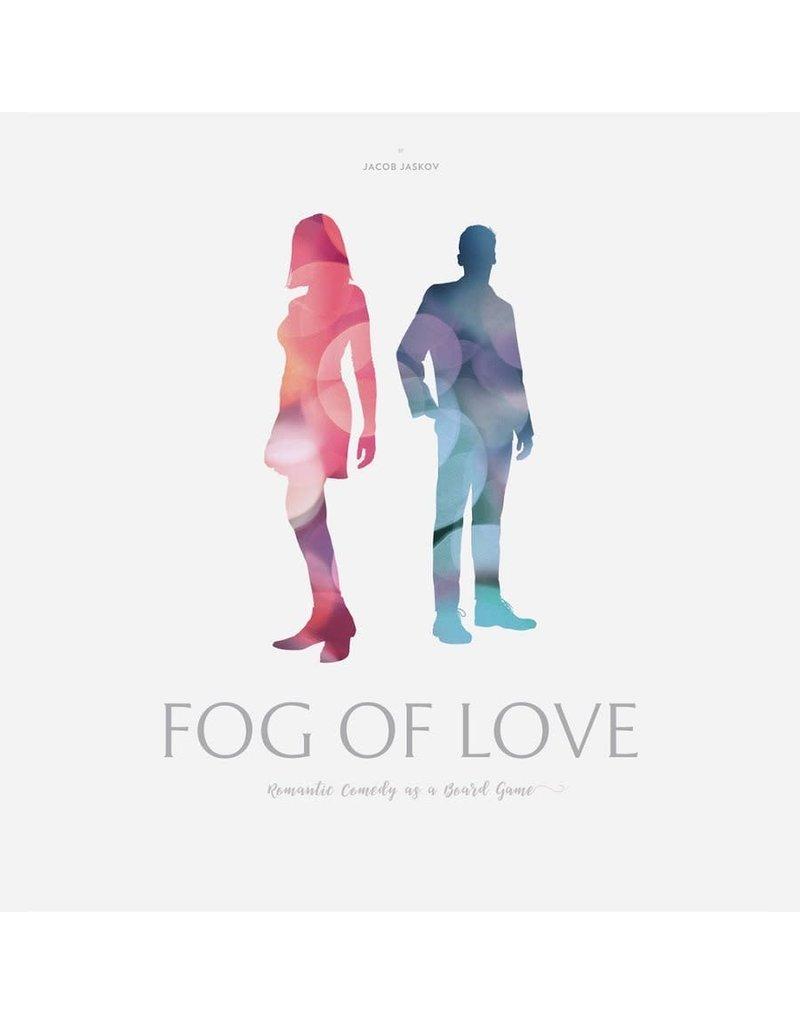 Hush Hush Projects Fog of love (EN)