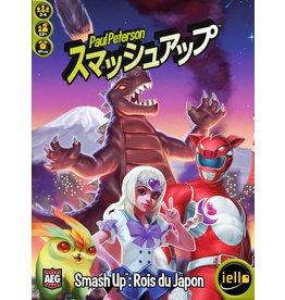 Iello jeu board game Smash up - Rois du Japon (FR)