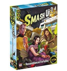 Iello jeu board game Smash up - Ressemblances Fortuites (FR)