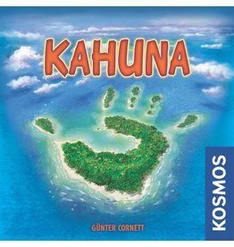 Iello jeu board game Kahuna (FR)