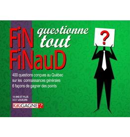 Kikigagne Fin Finaud - Questionne Tout (FR)