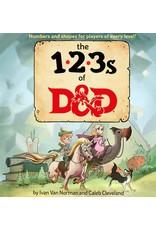Wizards of the Coast 123's of D&D Children's Book (EN)