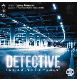 Iello jeu board game Détective (FR)