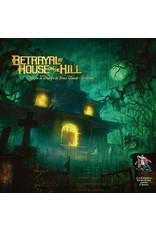 Avalon Hill Games Betrayal at House on the Hill (FR)