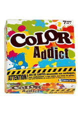 France Cartes Color Addict - LOCATION