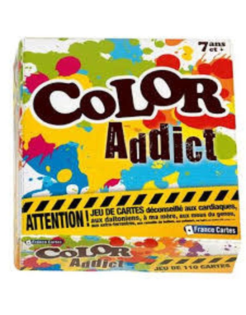 France Cartes Color Addict (FR) LOCATION