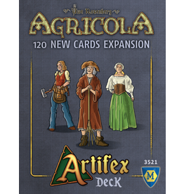Funforge Agricola : Artifex (FR)
