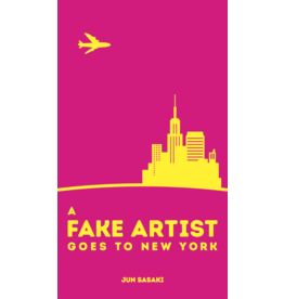 Oink games A Fake Artist Goes to New-York (EN/FR)