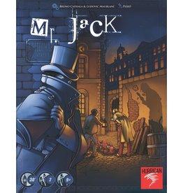 Hurrican Mr Jack London (EN)