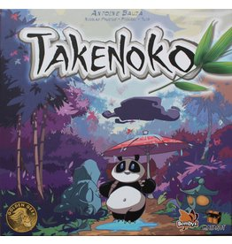 Matagot jeu board game Takenoko (EN/FR)