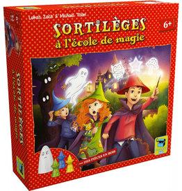 Matagot jeu board game Sortilège à l'école des magies (FR)