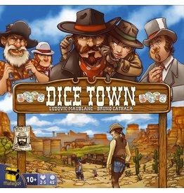 Matagot jeu board game Dice Town (FR)