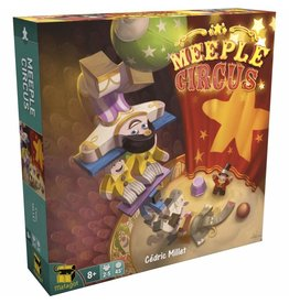 Matagot jeu board game Meeple Circus (FR)