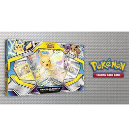 pokemon Pokémon GX Box Pikachu/Eevee