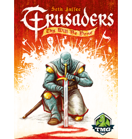 Tasty Minstrel Games (TMG) Crusaders - Thy Will Be Done (EN)