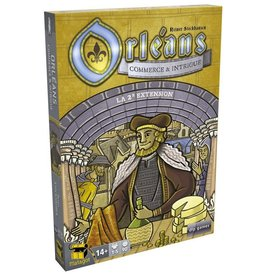Matagot jeu board game Orléans / Commerce et intrigue (FR)