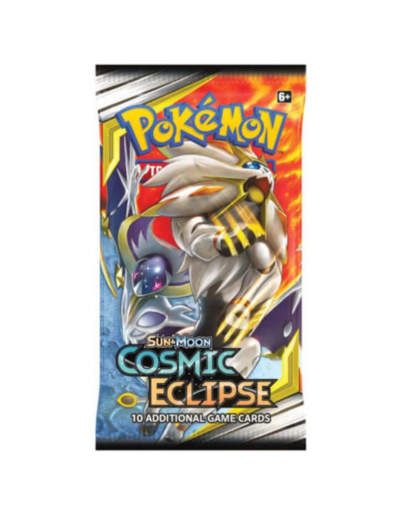 pokemon Pokémon SM12 Cosmic Eclipse Booster (EN)