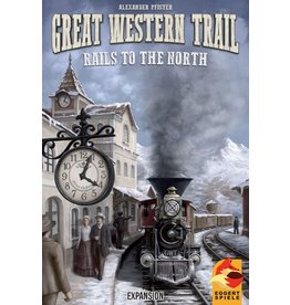 eggertspiele Great Western Trail - Rails to the North (EN)
