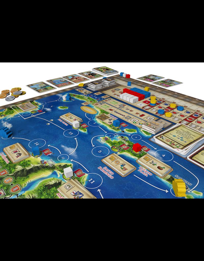 Game's up Maracaibo (EN) PRÉCOMMANDE