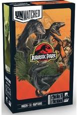 Restauration games Unmatched Jurassic Park - Ingen VS Raptors (EN)