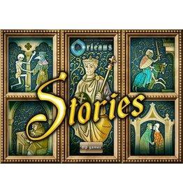 dlp games Orléans - Stories (EN) PRÉCOMMANDE