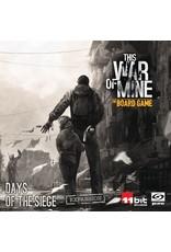 Galakta This War of Mine - Days of the Siege (EN) PRÉCOMMANDE