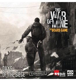 Galakta This War of Mine - Days of the Siege (EN)