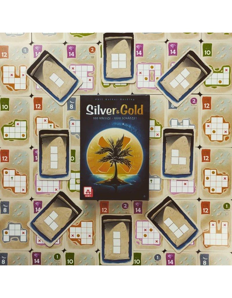Pandasaurus games Silver and Gold (EN)