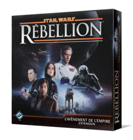 Fantasy Flight Games Star Wars Rebellion - L'avènement de l'Empire (FR)