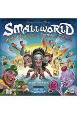 DAYS OF WONDER Small World Power Pack 1 - Même pas peur! Dans la toile (FR)