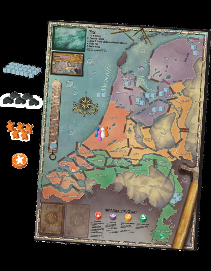 Z-man games Pandemic - Rising Tide (EN)