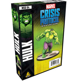 Atomic Mass Games Marvel CP - Hulk Character Deck (EN)