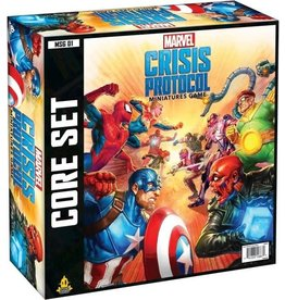 Atomic Mass Games Marvel Crisis Protocol Core Set (EN)